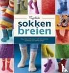 - Superleuke sokken breien