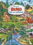 Caryad - Mijn grote Dino kijk en zoekboek