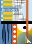 - Notitieboek (klein) - Multicolor