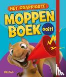 - Het grappigste moppenboek ooit!