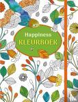 - Happiness kleurboek