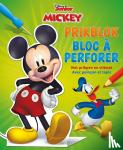 - Disney Prikblok Mickey / Disney Bloc à perforer Mickey