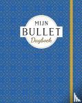 - Mijn bullet dagboek (donkerblauwe fond)