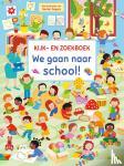 ZNU - We gaan naar school! Kijk- en zoekboek