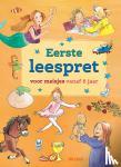- Eerste leespret voor meisjes vanaf 6 jaar