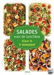 HART, Alexander - Salades voor de lunchbox - Klaar in 5 minuten!