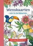 ZNU - Wenskaarten om in te kleuren