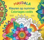 ZNU - Mandala Magic - Kleuren op nummer / Mandala Magic - Coloriages codés