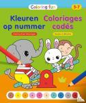 ZNU - Kleuren op nummer (5-7 j.) / Coloriages codés (5-7 a.)