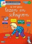 ZNU - Speel- en oefenboek met beloningsstickers (6-7 j.) - Ik leer goed lezen en schrijven