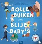 Depoorter, Nathalie - Bolle buiken en blije baby's