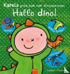 Slegers, Liesbet - Hallo dino! Karels grote boek over dinosaurussen