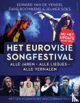 Vendel, Edward van de - Het eurovisie Songfestival
