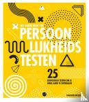 Nicholas, Haulwen - Het grote boek vol persoonlijkheidstesten