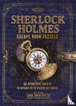 Hamer-Morton, James - Sherlock Holmes Escaperoom Puzzels