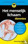 Siegfried, Donna Rae - Het menselijk lichaam voor Dummies, pocketeditie