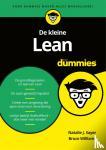 Sayer, Natalie J., Williams, Bruce - De kleine Lean voor Dummies