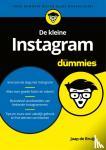 Bruijn, Jaap de - De kleine Instagram voor dummies