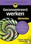 Mörsch, Christian, Müller, Melanie - Geconcentreerd werken voor Dummies
