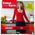 Luiten, Karin - Koken met Karin zonder pakjes en zakjes
