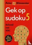 Ritmeester, Peter - Gek op sudoku 5