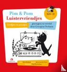 Bouhuys, Mies - Pim & Pom Luistervriendjes, boek + CD