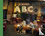 Studio Schaapman - Het Muizenhuis ABC, Blokboek, Studio Schaapman