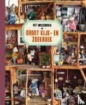 Schaapman, Karina - Het Muizenhuis Groot Kijk-en zoekboek