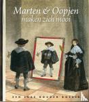 Schutten, Jan Paul - Marten en Oopjen maken zich mooi, Luxe Gouden Boekje