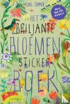 Zommer, Yuval - Het Briljante Bloemen Boek Stickerboek