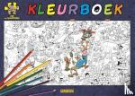Diversen, Diversen - Jan van Haasteren kleurboek