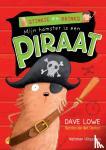 Lowe, Dave - Mijn hamster is een piraat