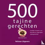 Harris, Valentina - 500 tajine gerechten