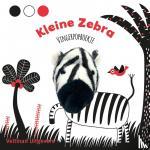 - Vingerpopboekje Kleine Zebra