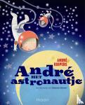 Kuipers, André, Conijn, Helen - André het astronautje