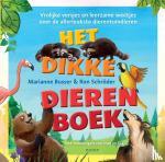 Busser, Marianne, Schröder, Ron - Het dikke dierenboek