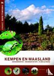 Hilbers, Dirk - Kempen en Maasland - natuur reisgids - België - Vlaanderen