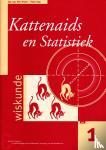 Broek, Jan van den, Kop, Peter - Zebra-reeks Kattenaids en statistiek
