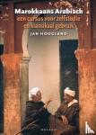 Hoogland, Jan, Otten, Roel - Marokkaans Arabisch, met audio-download