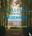 Hansebout, Kristien - Wallonië en de Ardennen