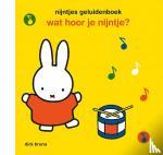 Bruna, Dick - Nijntjes geluidenboek
