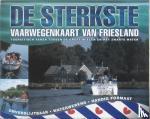 - De sterkste vaarwegenkaart Friesland