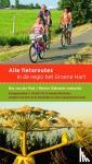 Sijbrands, Reinier, Post, Bas van der, Bruckman, Hans - Alle fietsroutes in de regio het Groene Hart