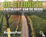 - De sterkste fietskaart van Kempen en Peel