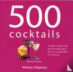 Sweetser, Wendy - 500 cocktails