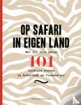 Wauters, Martijn - Op safari in eigen land