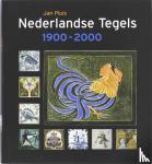 Pluis, Jan - Nederlandse tegels 1900-2000