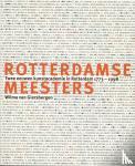 Giersbergen, Wilma van - Rotterdamse meesters