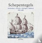 Pluis, Jan - Schepentegels 1660-1980