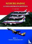 Gent, C.J. van - Nederlandse Luchtvaartmaatschappijen 1 Gedurfd ondernemerschap